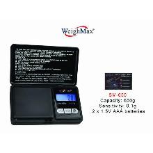 WeighMax Digital Pocket Scale Sm 650