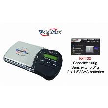 WeighMax Digital Pocket Scale Px 100