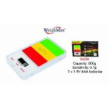 WeighMax Rasta Pocket Scale Ra650