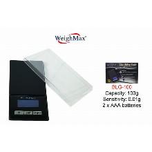 Weighmax Digital Pocket Scale Blg 100