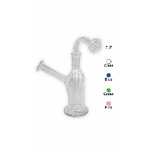 7.5 Inch Clear Oil Burner