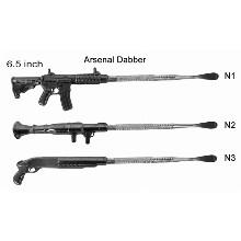 6.5 Inch Gun Arsenal Dabber