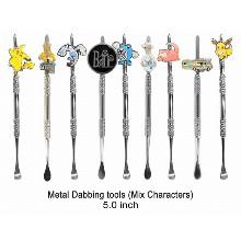 5 Inch Metal Dabbing Tools