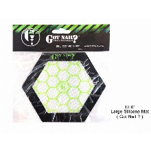 12 Inch Large Silicone Mat