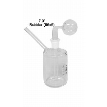 7 Inch Clear Oil Burner
