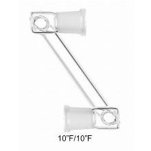 10 Inch & 10 Inch Drop Down Adapter F & F