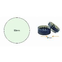 53mm Small Plastic Grinder