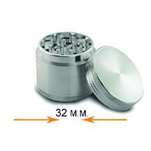 32mm Metal Plastic Grinder