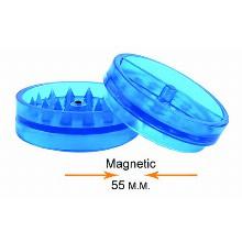 55mm Magnetic Plastic Grinder