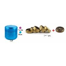 2.5 Inch Metal Grinder