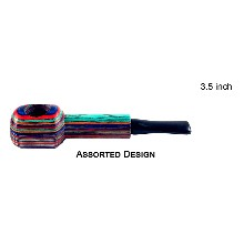 3.5 Inch Rainbow Small Pipe