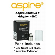 Aspire Nautilus X Adapter 4 Ml