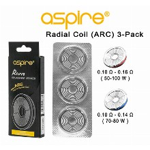 Redial Coil arc 3 pack