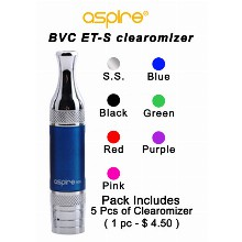 Bvc Et s Clearomizer