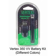 Vertex Battery Kit 350mah