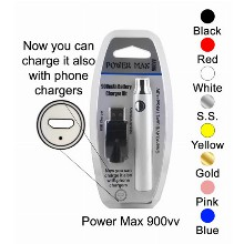 Power Max 900mah Battery Charger Kit Charges With Phone Charges