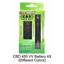 CBD 450vv Battery Kit