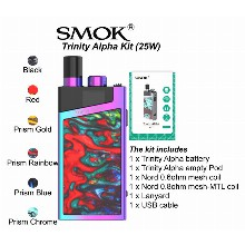 Smok Trinity Alpha Kit 25w