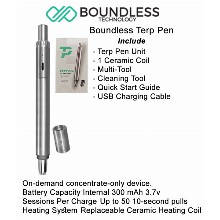 Boundless Technology Terp Pen