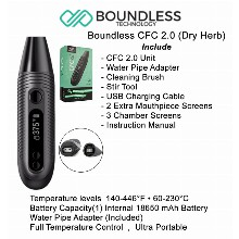 Boundless Technology Cfc 2.0dry Herb