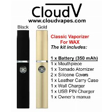 Classic Vaporizer For Wax 350mah