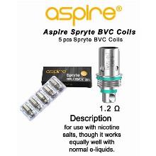 Aspire Spryte Bvc Coils 1.2 Ohm