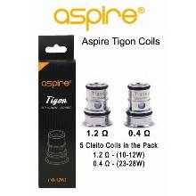 Aspire Tigon Coils 10 12w
