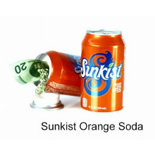 Sunkist Orange Soda Hidden Safe