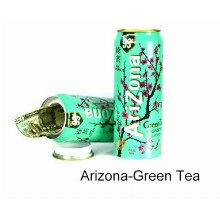 Arizona Green Tea Hidden Safe
