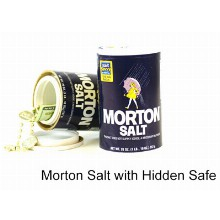 Morton Salt Hidden Safe