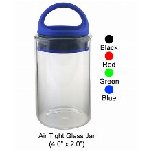 4X2 Air Tight Glass Jar
