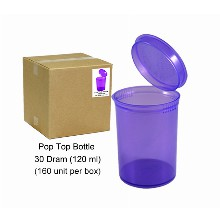 Pop Top Bottle 120ml