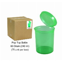 Pop Top Bottle 240ml