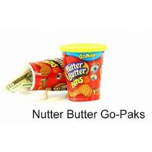Nutter Butter Go paks Hidden Safe