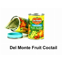 Del Monte Fruit Cocktail Hidden Safe