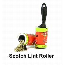 Scotch Lint Roller Hidden Safe