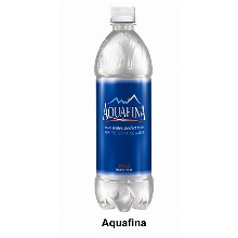 Aquafina Hidden Safe