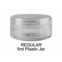 5ml Regular Plastic Jar