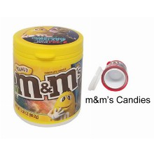 M & m Candies Hidden Safe