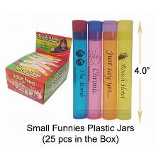 4 Inch Small Plastic Lar