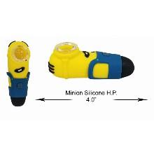 4 Inch Minion Silicone Hand Pipe