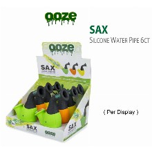 OOZE Silicone Water Pipe