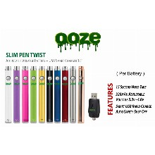 OOZE Slim Pen Twist 3.3v 4.8v 320mah