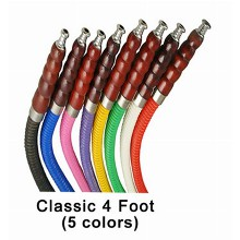 Classic 4 Foot Hookah Hose