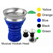 Musical Hookah Head