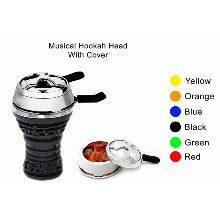 Musical Hookah Head With Cover