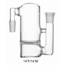 14 Inch F and M Glass Ash Catcher