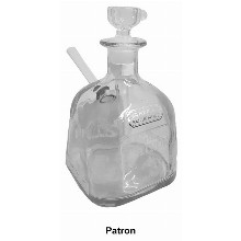 Patron Water Pipe