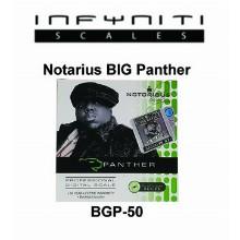Scales Notarius Big Panther BGP 50