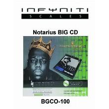 Scales Notarius BIG CD BGCO 100